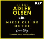 Miese kleine Morde. Crime Story, 2 Audio-CDs