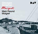 Mein Freund Maigret, 4 Audio-CDs