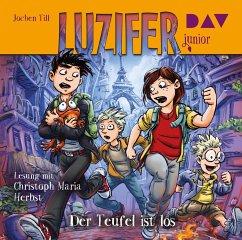 Der Teufel ist los / Luzifer junior Bd.4 (2 Audio-CDs) - Till, Jochen