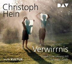 Verwirrnis, 6 Audio-CDs - Hein, Christoph
