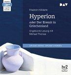 Hyperion oder Der Eremit in Griechenland, 1 MP3-CD