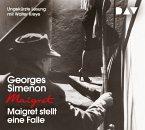 Maigret stellt eine Falle / Maigret Bd.48 (4 Audio-CDs)