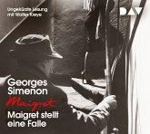 Maigret stellt eine Falle / Kommissar Maigret Bd.48 (4 Audio-CDs)