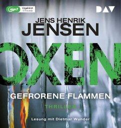 Gefrorene Flammen / Oxen Bd.3 (2 MP3-CDs) - Jensen, Jens Henrik
