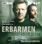 Erbarmen / Carl Mørck. Sonderdezernat Q Bd.1 (1 MP3-CD)