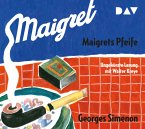 Maigrets Pfeife, 2 Audio-CDs