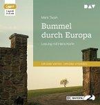Bummel durch Europa, 1 MP3-CD