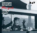 Maigret zögert / Maigret Bd.68 (4 Audio-CDs)