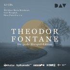 Die große Hörspiel-Edition, 12 Audio-CDs