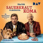 Sauerkrautkoma / Franz Eberhofer Bd.5 (1 Audio-CD)