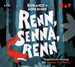 Renn, Senna, renn, 4 Audio-CDs