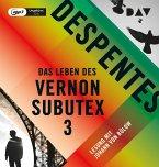 Das Leben des Vernon Subutex Bd.1 (1 MP3-CD)