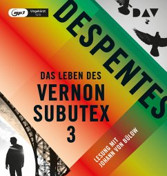 Das Leben des Vernon Subutex Bd.1 (1 MP3-CD) - Despentes, Virginie