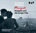 Maigret und die junge Tote / Maigret Bd.45 (4 Audio-CDs)
