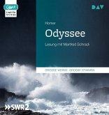 Odyssee, 2 MP3-CD