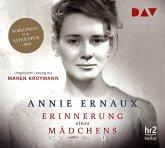 Erinnerung eines Mädchens, 4 Audio-CDs