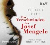 Das Verschwinden des Josef Mengele, 5 Audio-CDs