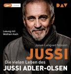 Jussi. Die vielen Leben des Jussi Adler-Olsen, 1 MP3-CD
