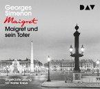 Maigret und sein Toter / Maigret Bd.29 (5 Audio-CDs)