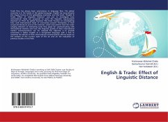 English & Trade: Effect of Linguistic Distance