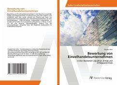 Bewertung von Einzelhandelsunternehmen - Hani, Claudia