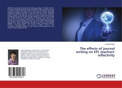 The effects of journal writing on EFL teachers´...