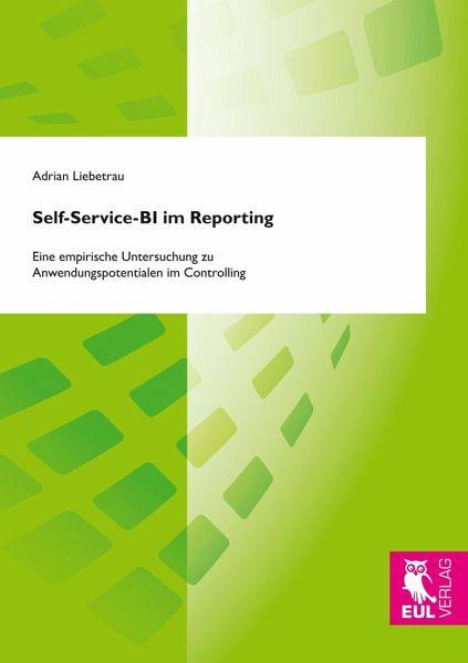 Self-Service-BI im Reporting - Liebetrau, Adrian
