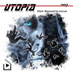 Utopia 1 – Der Rachefeldzug (MP3-Download) - Meisenberg, Marcus