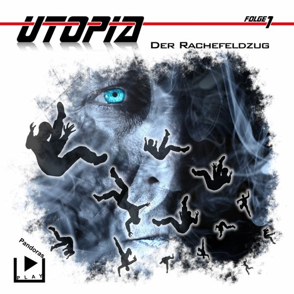 Utopia 1 – Der Rachefeldzug (MP3-Download) - Meisenberg, Marcus