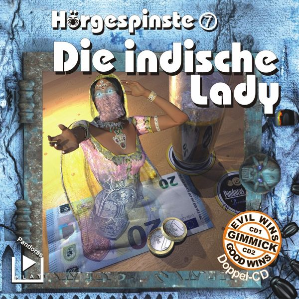 Hörgespinste 07 – Die indische Lady (MP3-Download) - Behnke, Katja