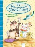 Die geheimnisvolle Glückskatze / Die supergeheime Pfötchen-Gäng Bd.2 (Mängelexemplar)