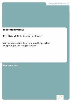 Ein Rückblick in die Zukunft (eBook, PDF) - Vladimirow, Froll