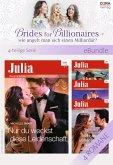 Brides for Billionaires - wie angelt man sich einen Milliardär? - 4-teilige Serie (eBook, ePUB)
