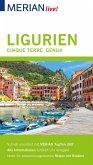 MERIAN live! Reiseführer Ligurien, Cinque Terre, Genua (eBook, ePUB)