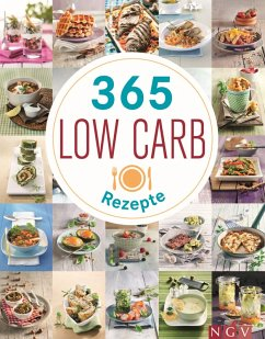 365 Low-Carb-Rezepte (eBook, ePUB) - Neisser, Eva