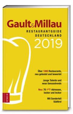 Gault&Millau Restaurantguide Deutschland 2019 - Gault, Henri; Millau, Christian