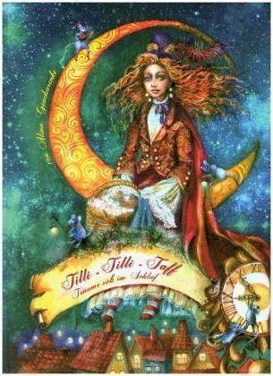 Tilli - Tilli - Taff, m. Audio-CD - Goncharenko, Alina