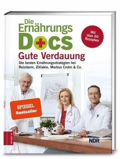 Die Ernährungs-Docs - Gute Verdauung - Riedl, Matthias;Fleck, Anne;Klasen, Jörn
