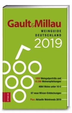 Gault&Millau Weinguide Deutschland 2019