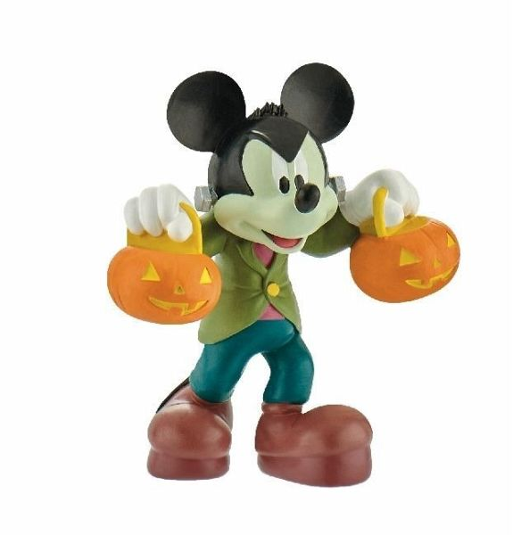 Micky Halloween, Spielfigur