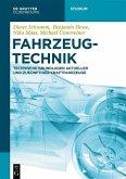 Fahrzeugtechnik (eBook, ePUB)