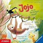 Ein Faultier findet Freunde & Abenteuer am großen Fluss / Jojo und die Dschungelbande Bd.1+2 (1 Audio-CD)