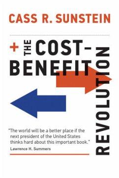 The Cost-Benefit Revolution - Sunstein, Cass R.