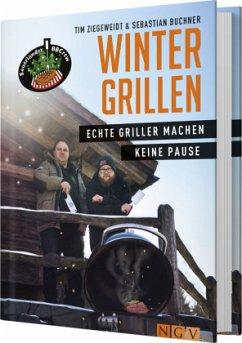 Sauerländer BBCrew Wintergrillen - Ziegeweidt, Tim;Buchner, Sebastian;Sauerländer BBCrew