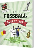 Die Fußball Bucket List