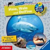 Haie, Wale und Delfine / Wieso? Weshalb? Warum? - Profiwissen Bd.24 (1 Audio-CD)