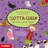 Da lachen ja die Hunde / Mein Lotta-Leben Bd.14 (1 Audio-CD)