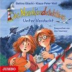 Unter Verdacht / Die Nordseedetektive Bd.6 (1 Audio-CD)