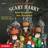Knochengrüße aus Russland / Scary Harry Bd.7 (3 Audio-CDs)