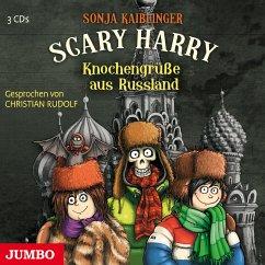 Knochengrüße aus Russland / Scary Harry Bd.7 (3...
